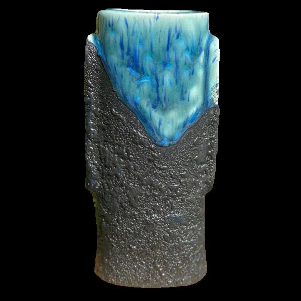 Back - Maui Lava Moai - Beachbumz - Ocean Blue Edition