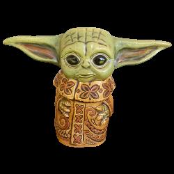 Front - Baby Yoda - TikiRob - Tiki Edition