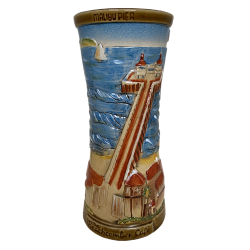 Front - Crystal Cove Tumbler Mug – Beachcomber Cafe – 2009 Edition