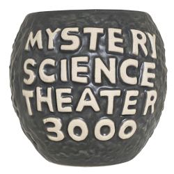 Front - Mystery Science Theater 3000 Mug - Satellite of Love, LLC - Kickstarter Edition