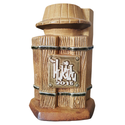 Front - Pier 66 Tower Barrel - The Hukilau - Limited Edition
