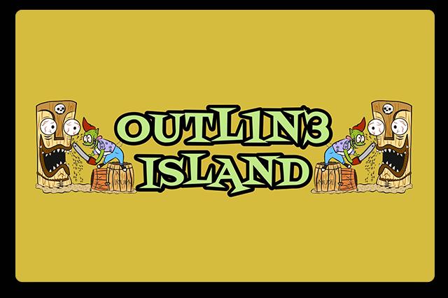 Outl1n3 Island Logo