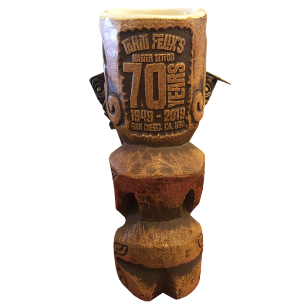 Back - 70th Anniversary Mug - Tahiti Felix - Limited Edition