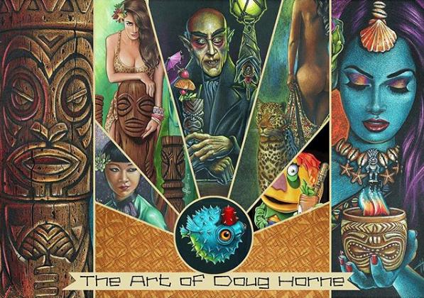 The Art of Doug Horne
