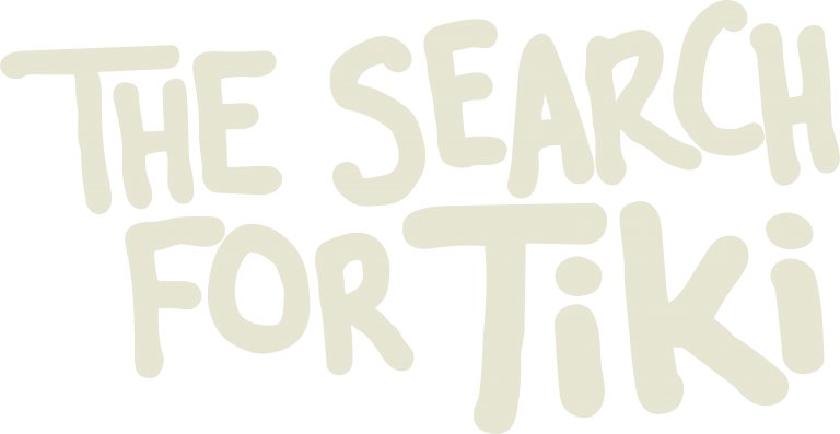 The Search for Tiki Logo