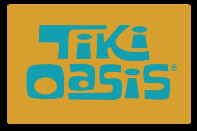 Tiki Oasis Logo