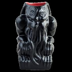 Front - Cthulhu Idol - Shima Ceramics - BlackRed Edition