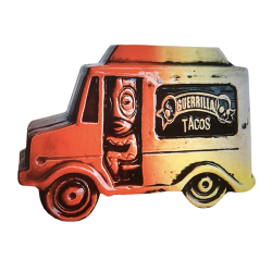 Front - Food Truck - Guerrilla Tacos - 2nd Edition