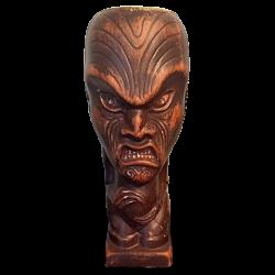 Front - Haka - South Sea Arts - Wood Brown Edition