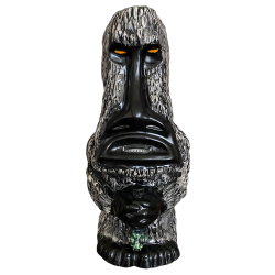 Front - Squatch - Tiki Kaimuki - Black and White Edition