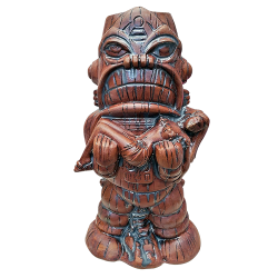 Front - Taboo Planet - Tiki Maniacs - 2nd Edition