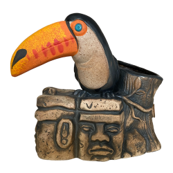Front - Temple Toucan - UnderTow - Limited Edition