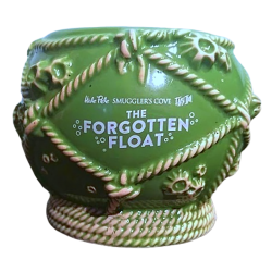 Front - The Forgotten Float - Smuggler's Cove - Green Edition
