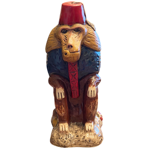 Front - The Smoking Baboon - House of Tabu - Multicolored Edition