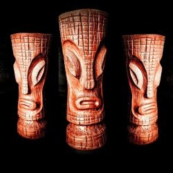Hawaiian Bob Mug Sculpt