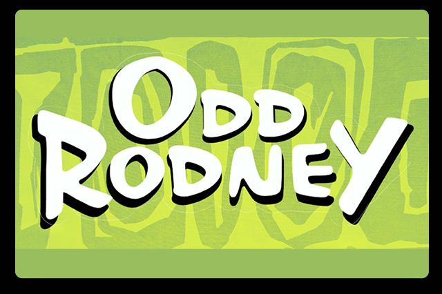 Odd Rodney's Logo