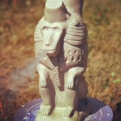 Order of the Golden Fez Tiki Mug Sculpt