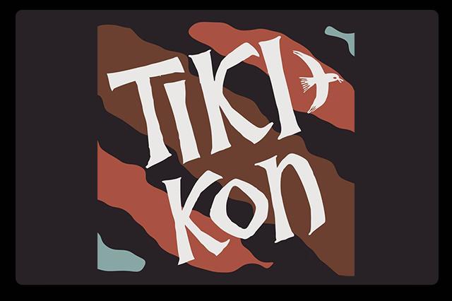 Tiki Kon Logo