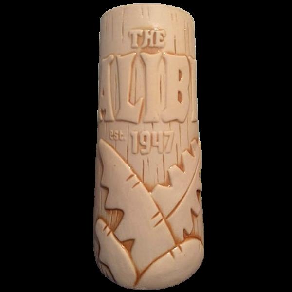 Back - 2016 Alibi Mug – The Alibi – Brown Edition