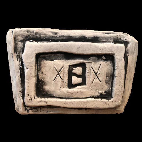 Bottom - Fountain Shield - Oakwash - Limited Edition