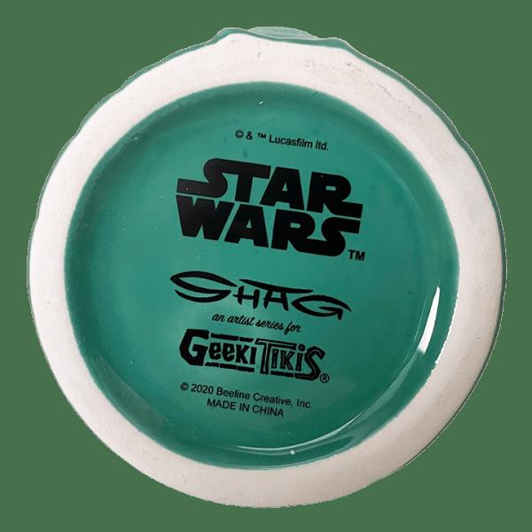 Bottom - Yoda - SHAG x Geeki Tikis - Limited Edition