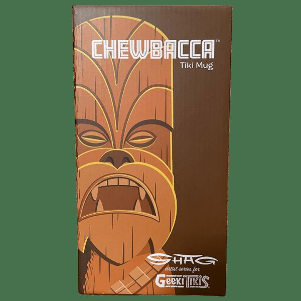Box Front - Chewbacca - SHAG x Geeki Tikis - Limited Edition