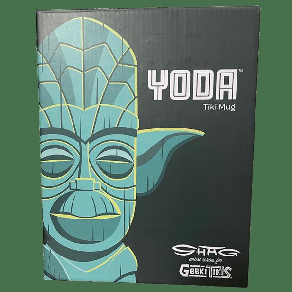 Box Front - Yoda - SHAG x Geeki Tikis - Limited Edition