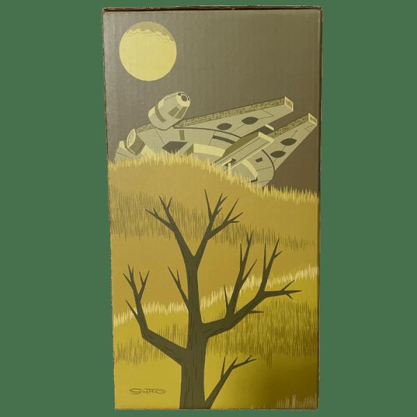 Box Left - Chewbacca - SHAG x Geeki Tikis - Limited Edition