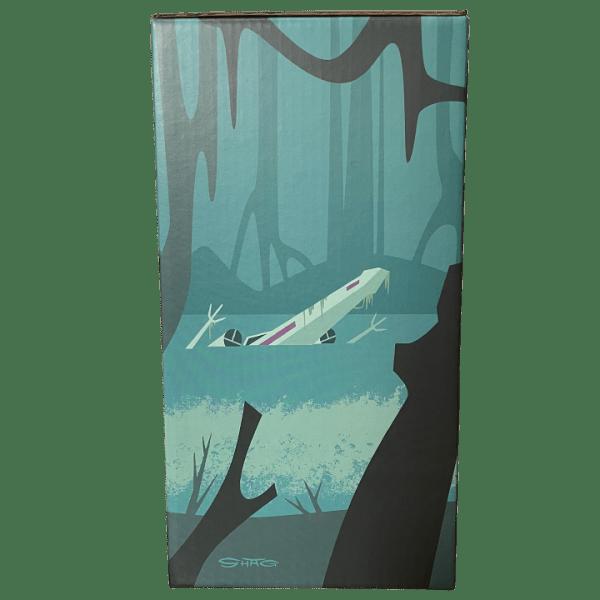 Box Side - Yoda - SHAG x Geeki Tikis - Limited Edition