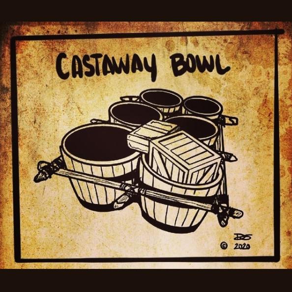 Castaway Bowl Mug Concept