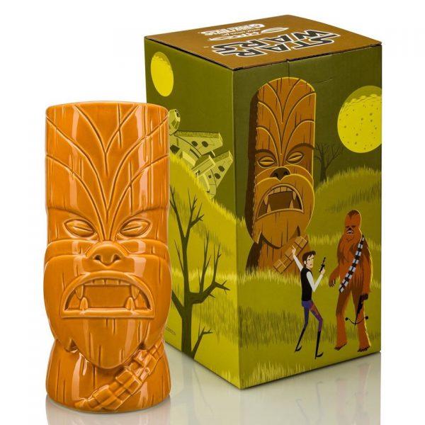 Chewbacca Tiki Mug