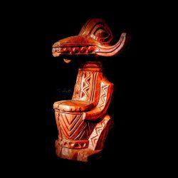 El Tamboro Tiki Mug Sculpt