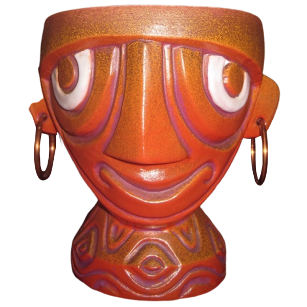 Front - 2017 Tiki Day at the Park Mug - Tiki Diablo - Limited Edition