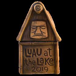 Front - 2019 Mug - Ohana Luau at the Lake - Limited Edition