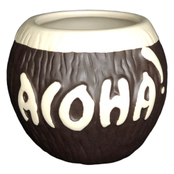Front - Coconut Cup - Trader Vic's - Open Edition