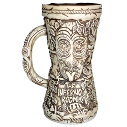 Front - Drum Mug - The Inferno Room - 1st Edition