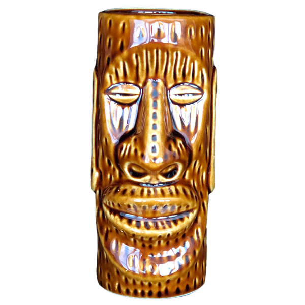 Front - Kahiki Moai Mug No. 1 - Kahiki Supper Club - Open Edition