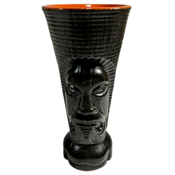 Front - Long-Headed Ku - Kon Tiki - Black Edition
