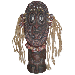Front - Sepik Phallacy - Jungle Modern Ceramics - Limited Edition