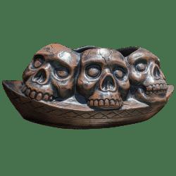 Front - Skull Canoe - Trader Brandon - Limited Edition