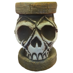 Front - Skull Float - Smuggler's Cove and False Idol - Limited Edition