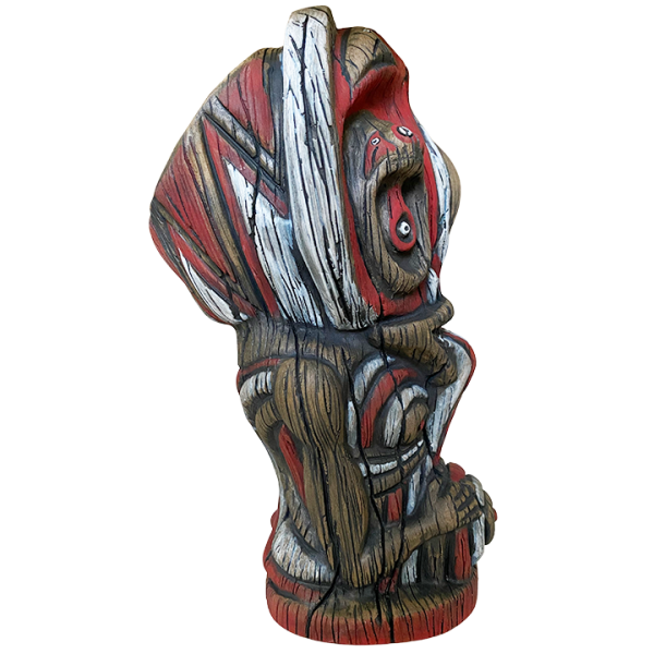 Side - Enchanted Orator 2 The Charmer - Jungle Modern Ceramics - RedWhite Edition