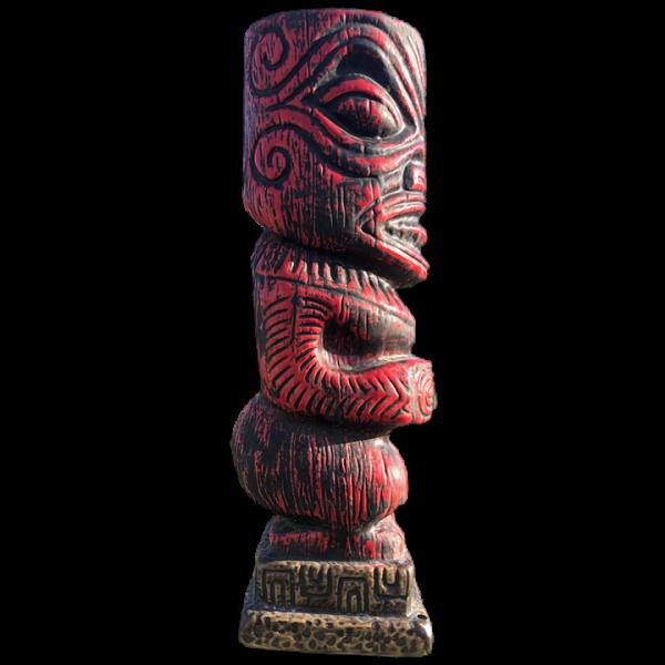 Side - Ka'oha - South Sea Arts - Artist Proof RedBlack Edition
