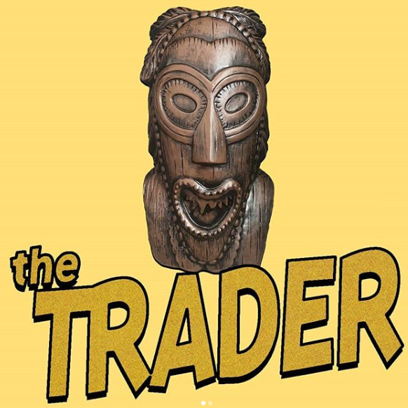 The Trader Tiki Mug