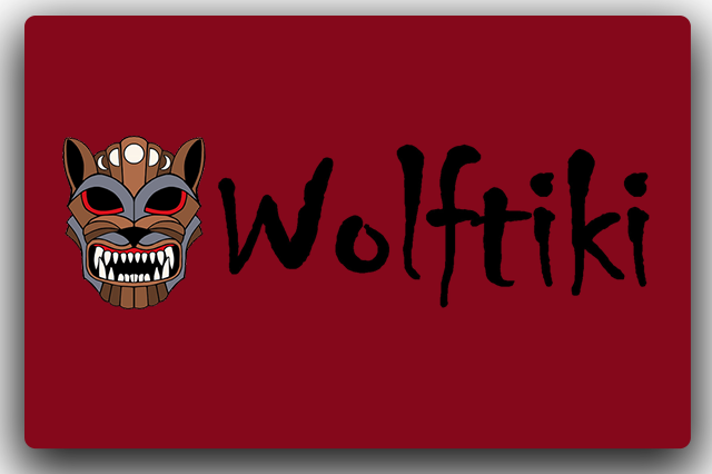 Wolftiki Logo