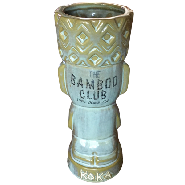 Back - Koka - The Bamboo Club - Green Edition