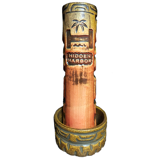 Back - Marquesan Idol - Hidden Harbor - Ring of Fire Edition