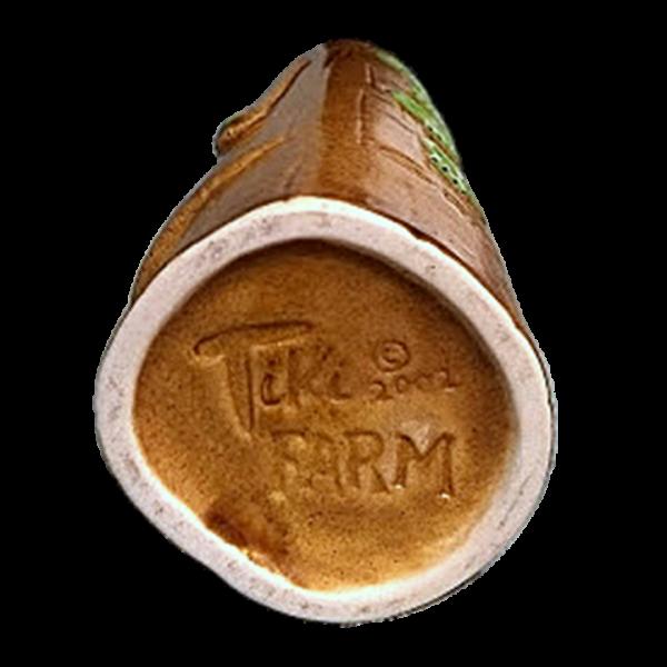 Bottom - Moatu Decanter (Skull) - Tiki Farm - Limited Edition