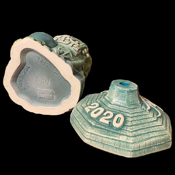 Bottom - Tiki Oasis 2020 Mug (Paradise Point Takeover) - Tiki Oasis - Limited Edition
