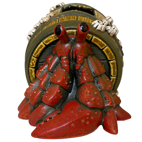 Front - Barrel Crab - Munktiki - Limited Edition
